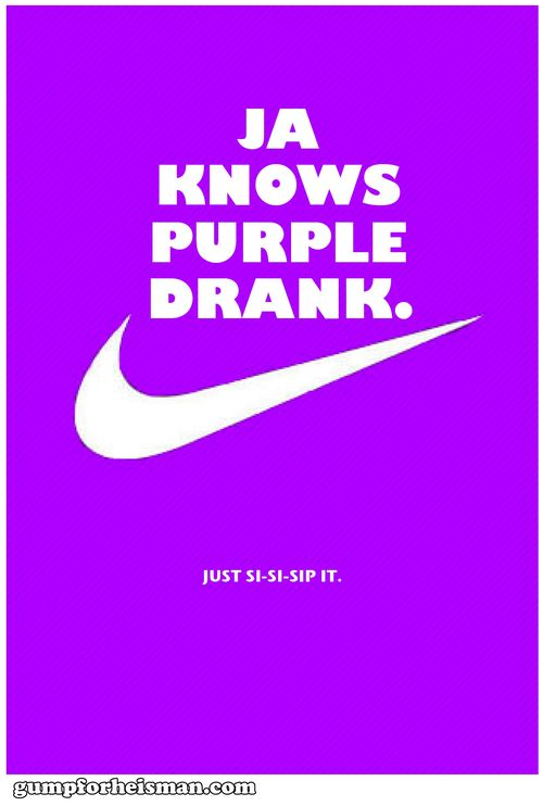 NIKE Purple Drink BRIGHT
